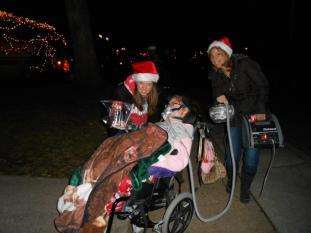 Getting Creative at the Santa Claus Chase