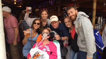 Partying at Seacrets in Ocean City, MD