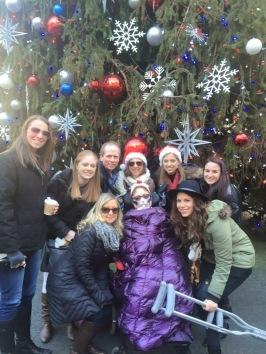 NYC at Christmas Time
