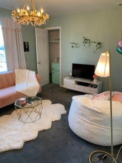 Allie's new room!